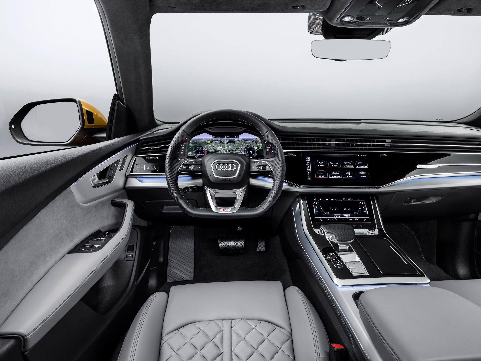 Foto de Audi Q8 (11/14)