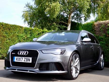 El Audi RS6 Avant que fue del Príncipe Harry ahora está a la venta y podrá ser tuyo