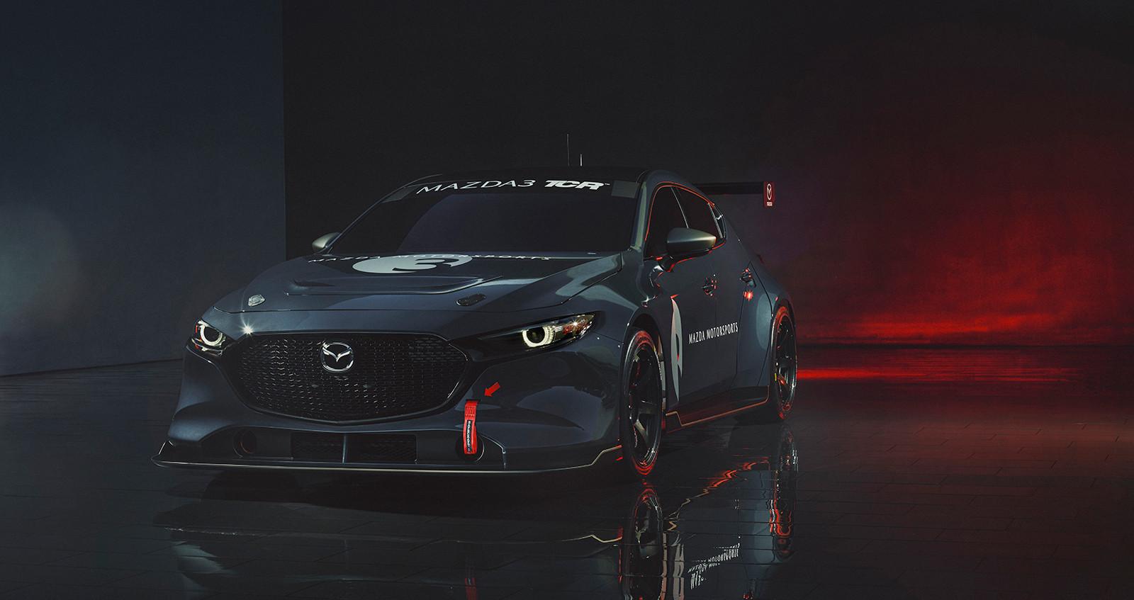 Foto de Mazda3 TCR 2020 (8/10)