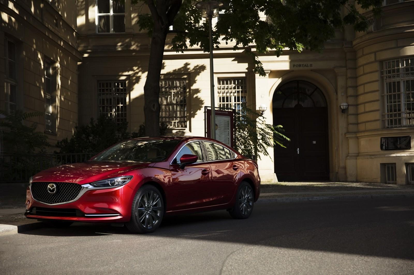Foto de Mazda6 2019 (1/16)