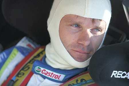 Gronholm lidera el Rally de Nueva Zelanda