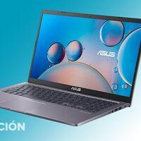 El portátil más vendido del momento en Amazon está a precio mínimo: llévate un ASUS VivoBook 15 F515JA-BR097T con Windows de serie por sólo 429 euros