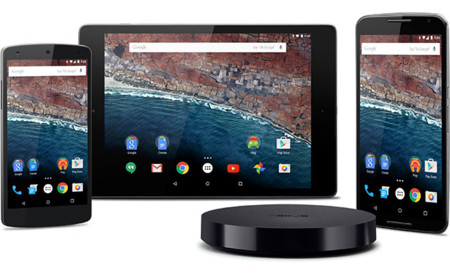 Android M Family