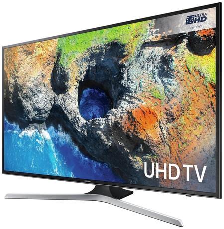 Smart TV Samsung UE55MU6125 de 55 pulgadas, con resolución 4K, por 599 euros y envío gratis