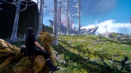 El parche de Final Fantasy XV para PS4 Pro no logra los 60 cuadros por segundo