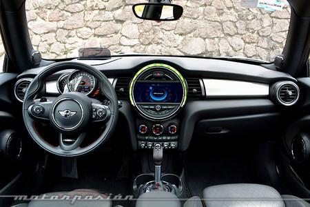 Mini Cooper S 650 Interior
