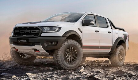 Ford Ranger Raptor X 2021 4