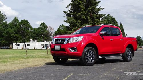 Nissan Frontier NP300 LE TA 4x4 Diésel, manejamos esta pick up de trabajo con carácter deportivo