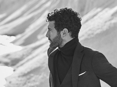 Toma nota del nuevo lookbook invernal de Massimo Dutti para estar así de guapo
