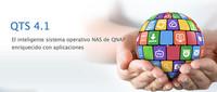 QNAP lanza QTS 4.1, la nueva versión de su sistema operativo NAS