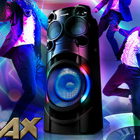 Panasonic lanza sus nuevos altavoces TMAX de alta potencia con efectos de sonido e iluminación LED