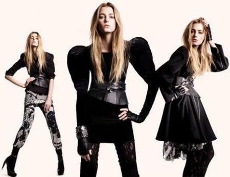 Catálogo H&M Otoño-Invierno 2009/2010