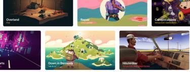 Apple Arcade: 100 juegos nuevos para dispositivos de Apple por 5 dólares al mes