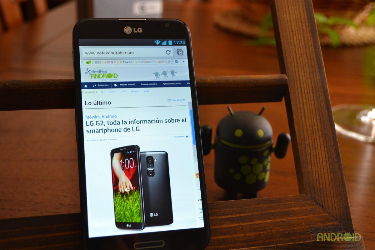 Foto de LG Optimus G Pro, galería de imágenes (8/16)