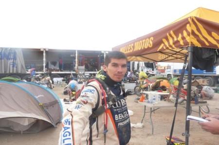 Marco Reinike Etapa6 Dakar2016