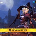 Capturas de los Skins del evento de Halloween de Overwatch