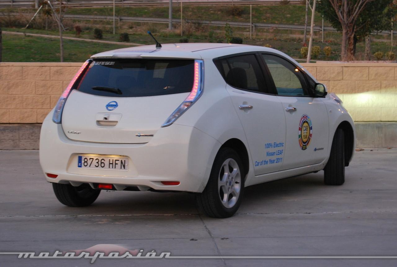 Foto de Nissan Leaf, prueba (14/27)