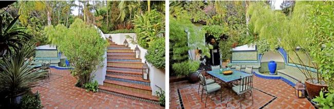 Jardín de Ben Stiller