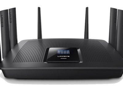 Linksys lanza un router tribanda para amantes de la velocidad: hasta 5,3 Gbps de transferencia