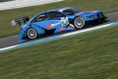 """Audi se """"carga"""" a Alexandre Prémat"""
