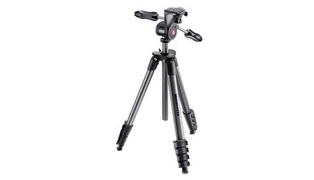 Manfrotto Compact Advanced Rotula 3 Way