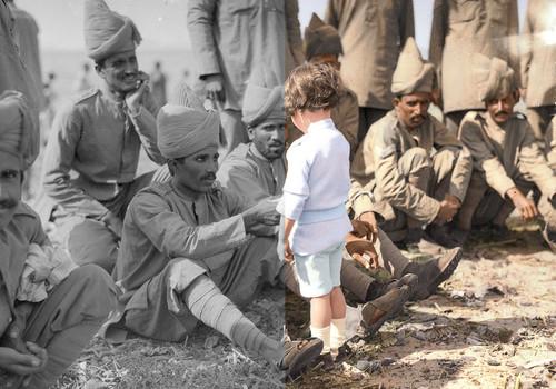 """""""Colorear una foto me puede llevar varias semanas"""", Marina Amaral, colorista de fotografía histórica"""