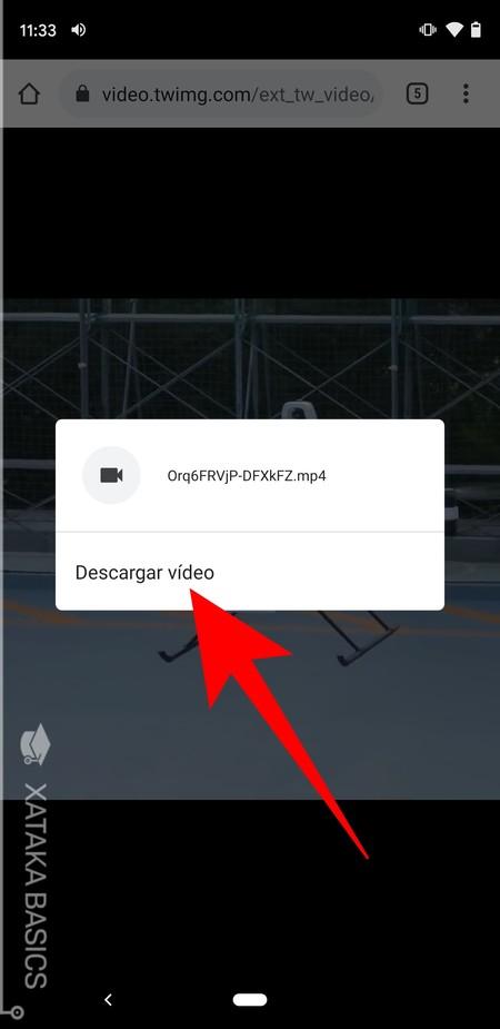 Descargar Video Movil