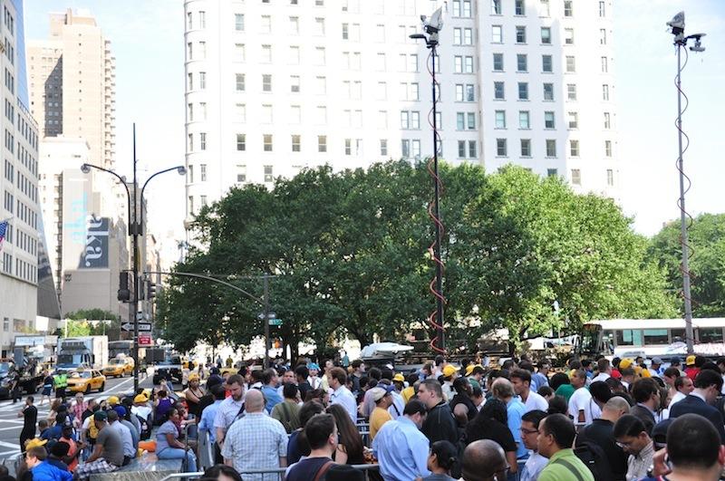 Foto de Lanzamiento iPhone 4 en Nueva York (27/45)