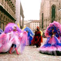 Carnevale Ambrosiano, el carnaval más divertido de Italia