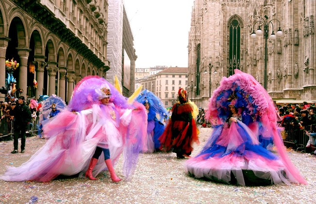 Carnevale Ambrosiano El Carnaval Mas Divertido De Italia
