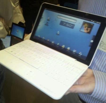 HP también prepara un smartbook