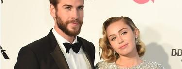 Parece que es oficial: Miley Cyrus y Liam Hemsworth ya son marido y mujer