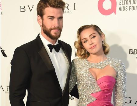 Parece que es oficial: Miley Cyrus y Liam Hemsworth ya son marido y mujer (confirmado)