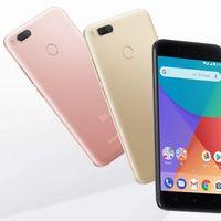 Xiaomi Mi A1: el Android One de la firma china ya se puede comprar online