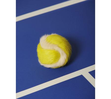 La moda también llega a las pelotas de tenis