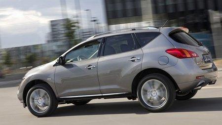 Confirmado: Nissan Murano descapotable y con techo de lona