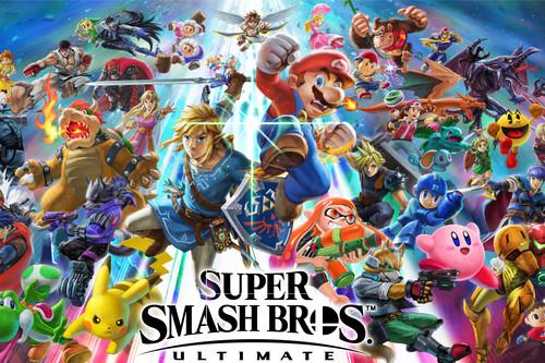 Del salón al EVO: cómo Super Smash Bros. se convirtió en un juego de lucha competitivo casi sin querer