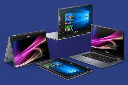 Hasta 28% de descuento en laptops y PC de escritorio ASUS: oferta flash en Amazon México de computadoras con Intel 10a, 11a y Ryzen 7