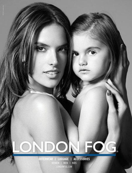 La hija de Alessandra Ambrosio ya apunta maneras de top, ¡qué monería!