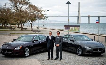 Maserati vuelve a Portugal: abrirá dos nuevos concesionarios