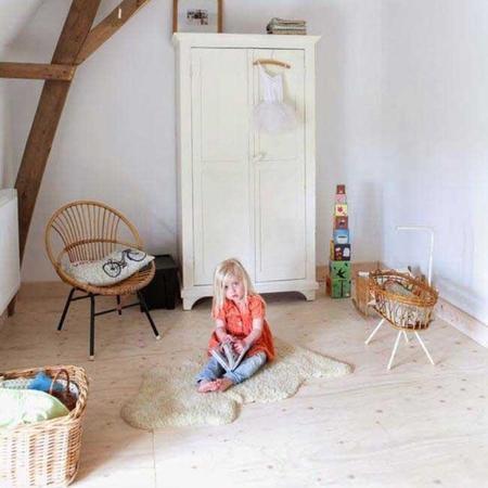 tendencias más actuales para decorar un dormitorio infantil