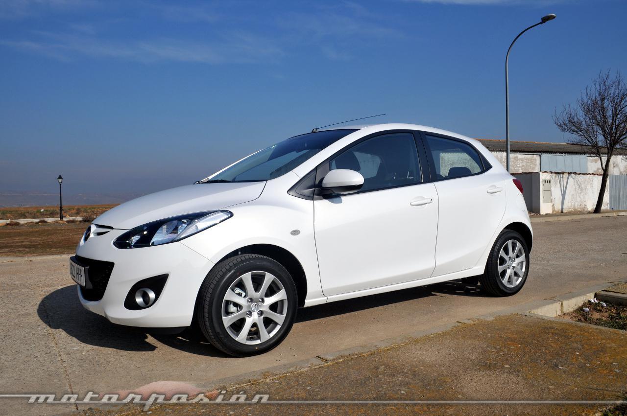 Foto de Mazda2 2011 (Prueba) (30/58)