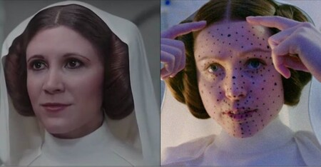 Rogue One Carrie Fisher