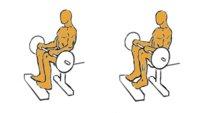 Guía para principiantes (XXXII): Elevación de talones sentado con barra