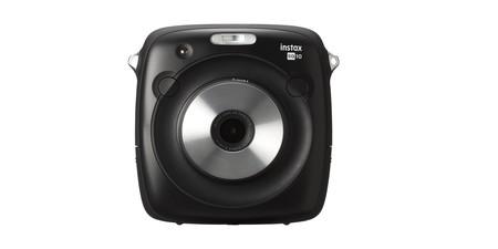 Fujifilm Instax Square Sq10 Camara Instantanea Color Negro