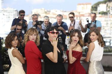 """El """"spanish team"""" llega al Festival de cine de Cannes de la mano de Pedro Almodovar"""