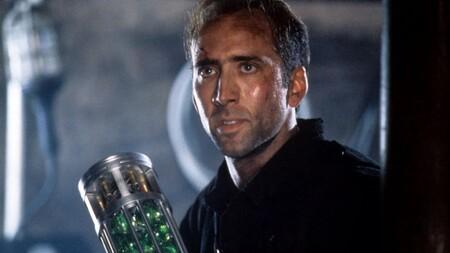 Nicolas Cage La Roca