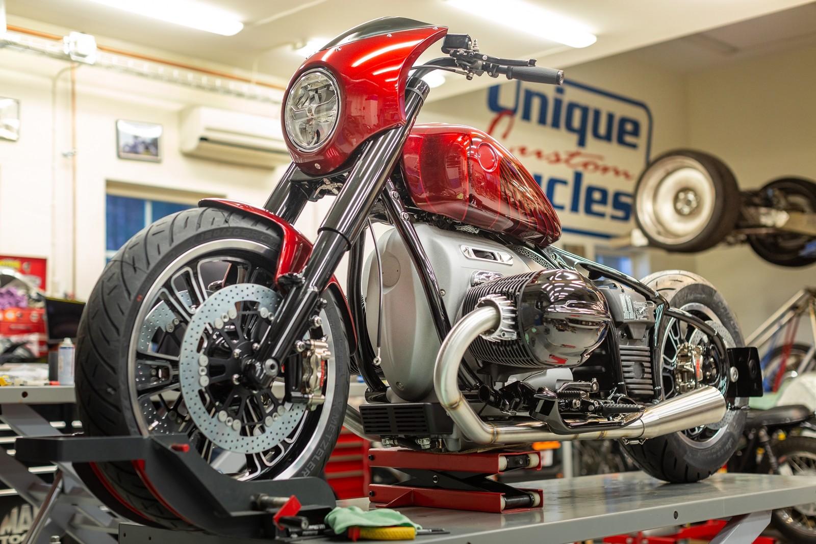 Foto de BMW Motorrad Concept R 18 /2 (27/39)