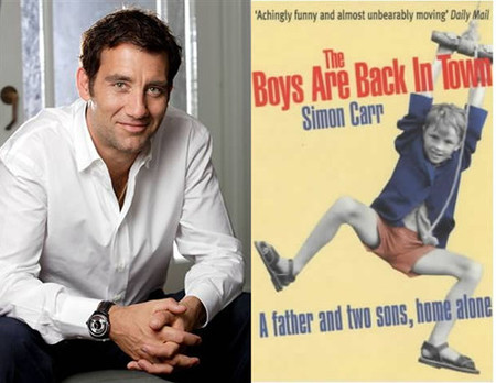 'The Boys Are Back', con Clive Owen, empieza hoy su rodaje