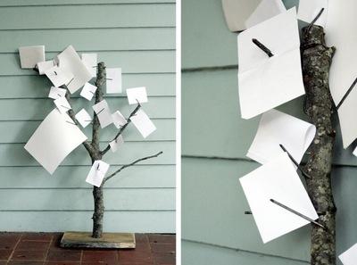 Hazlo tú mismo: un árbol de ideas